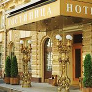 Гостиницы Луховиц