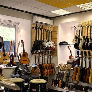 Музыкальные магазины Луховиц