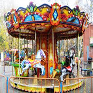 Парки культуры и отдыха Луховиц
