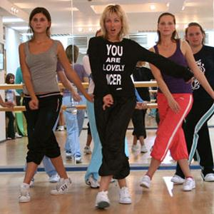 Школы танцев Луховиц