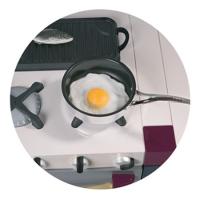 Кафе Меридиан - иконка «кухня» в Луховицах
